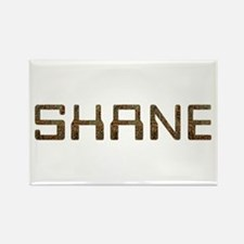 Shane Circuit Rectangle Magnet