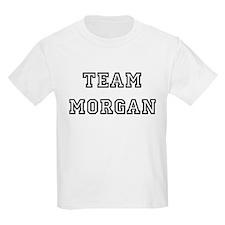 TEAM MORGAN Kids T-Shirt