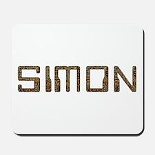 Simon Circuit Mousepad