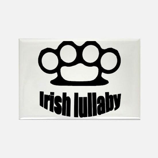 Irish lullaby Rectangle Magnet