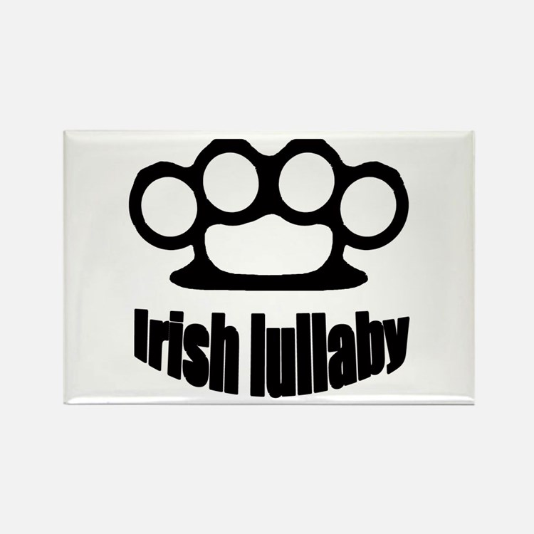 Irish lullaby Rectangle Magnet