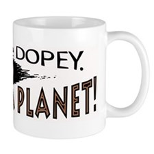 Pluto is a Planet Dopey Mug