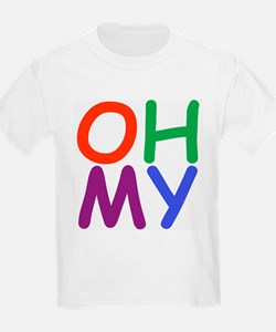 Oh My! Kids T-Shirt
