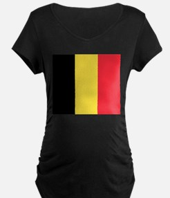 Belgium - National Flag - Current T-Shirt