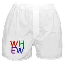 Whew! Boxer Shorts