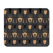 Dobermans Mousepad