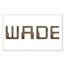 Wade Circuit Rectangle Decal