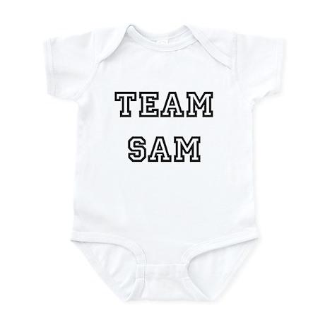 TEAM SAM Infant Creeper