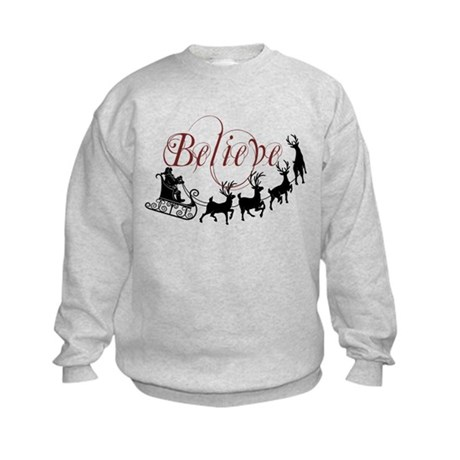 Believe Kids Sweatshirt
