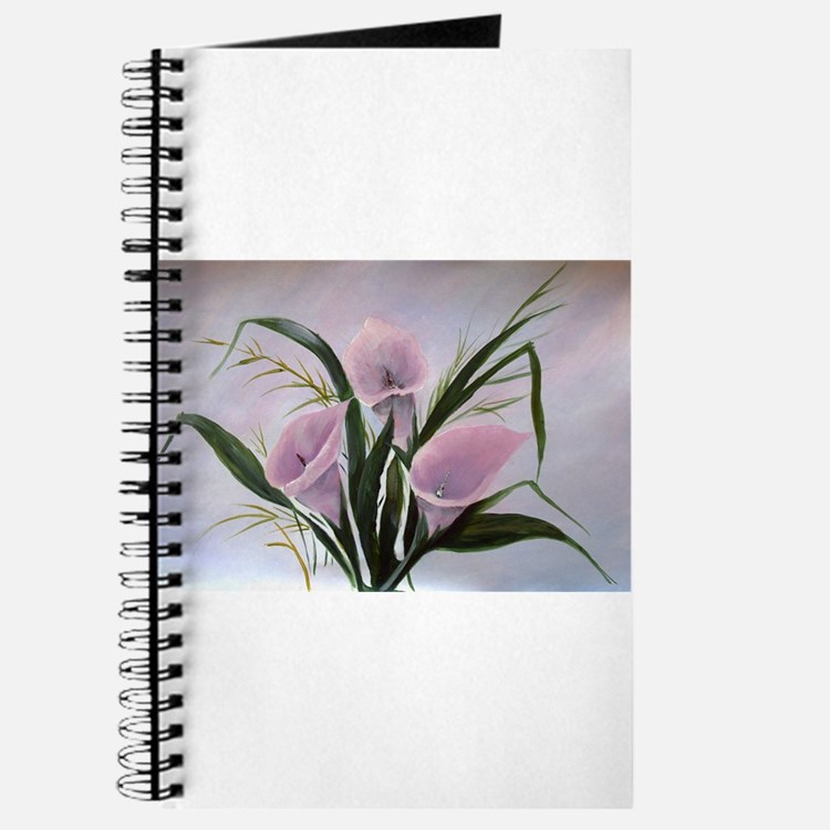 calla lilies Journal