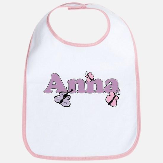 Anna Butterfly Bib