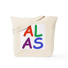 Alas! Tote Bag