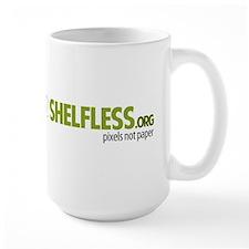 Shelfless.org Mug