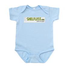 Shelfless.org Infant Bodysuit