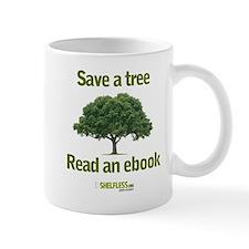 Save a Tree Mug