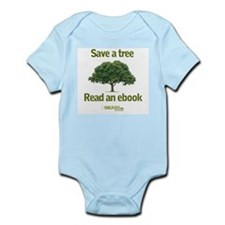 Save a Tree Infant Bodysuit