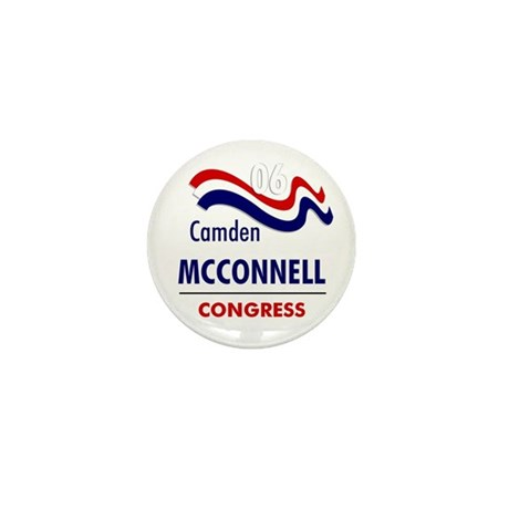 McConnell 06 Mini Button