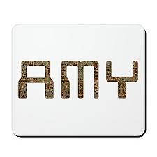 Amy Circuit Mousepad