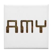 Amy Circuit Tile Coaster