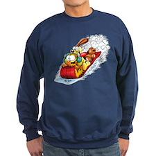 Sledding Fun! Sweatshirt