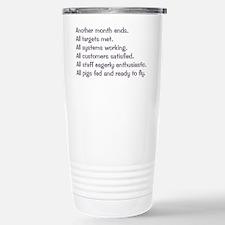 Business Travel Mug