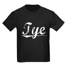 Tye, Vintage T