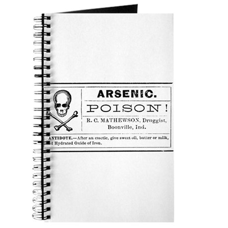 Arsenic Label Journal