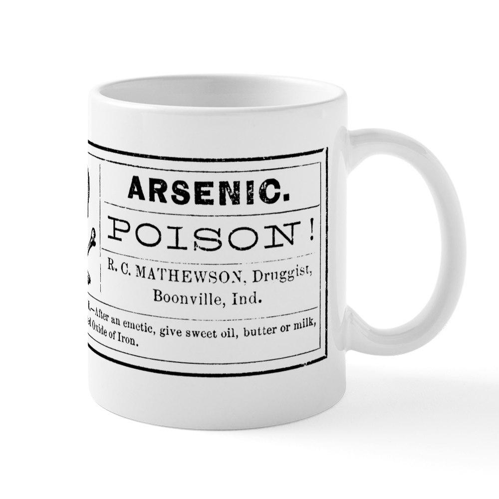 CafePress Arsenic Label Mug