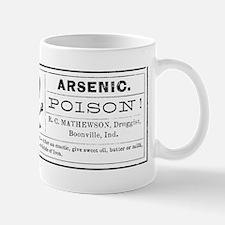 Arsenic Label Mug