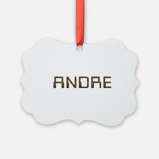 Andre Circuit Ornament