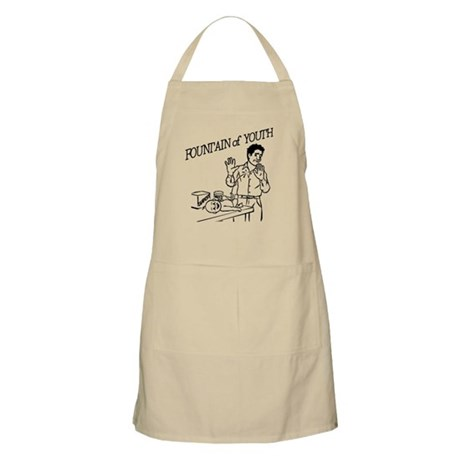 """Fountain of Youth"" Apron"