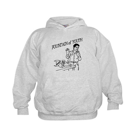 """Fountain of Youth"" Kids Hoodie"