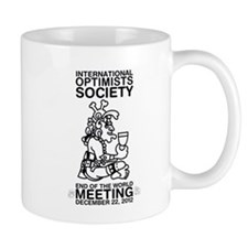 Optimists Society End of the World Meeting Mug