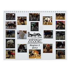 IWPA Region 5 Wall Calendar