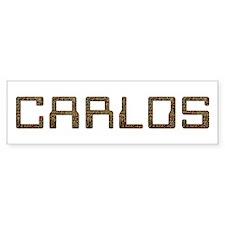 Carlos Circuit Bumper Bumper Sticker