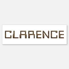 Clarence Circuit Bumper Bumper Bumper Sticker