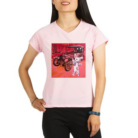 Classic car mascot Performance Dry T-Shirt