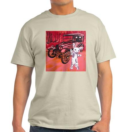 Classic car mascot Light T-Shirt