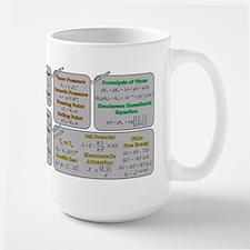 Chemistry Study Tables Coffee Mug