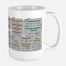 Chemistry Study Tables Mug