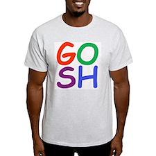 Gosh! Ash Grey T-Shirt