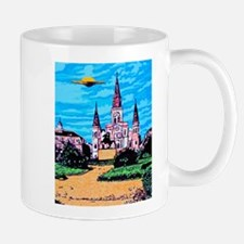 New Orleans is UFO Country #1 Mug
