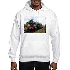 railway train Hoodie