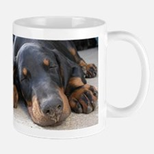 Cute Doberman pinscher Mug