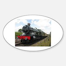 railway train Decal