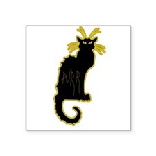 black magic halloween kitty cat purr witch pagan S