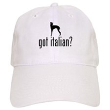 Italian Greyhound Baseball Cap