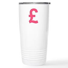 The Pink Pound Travel Mug