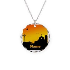 Sunrise at the Farm Necklace