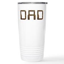 Dad Circuit Stainless Steel Travel Mug